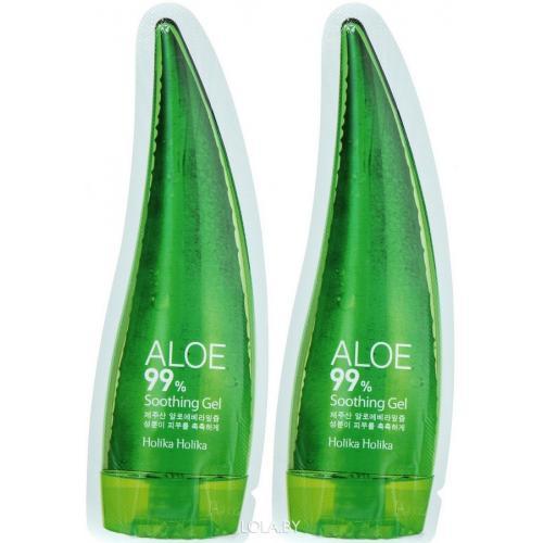 Пробник Holika Holika Aloe 99% Soothing Gel AD 4ml, Holika Holika
