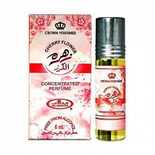 Масляные духи Al Rehab Cherry Flower 6 мл