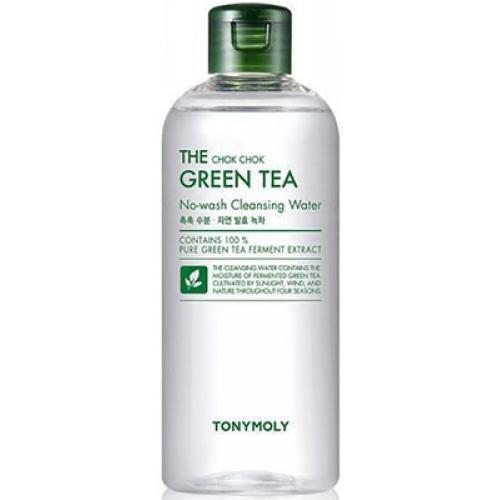 Tony Moly The Chok Chok Green Tea Cleansing Water Очищающая вода 300 мл