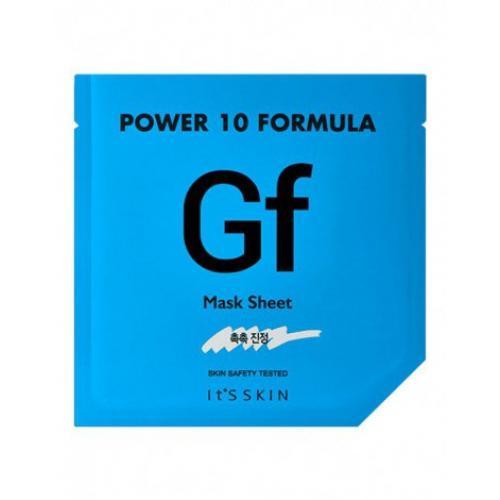 "Тканевая маска ""Power 10 Formula Gf"" увлажняющая, It's Skin, 25 мл"