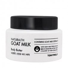 Крем для тела Tony Moly Naturalth Goat Milk Body Butter (200 мл)