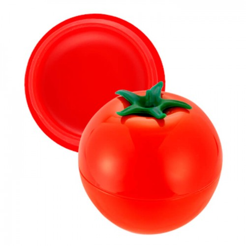 Tony Moly Mini Cherry Tomato Lip Balm Бальзам для губ Томат