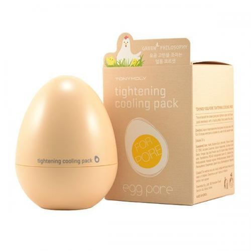 Охлаждающая маска для сужения пор Tony Moly Egg Pore Tightening Cooling Pack 30 мл