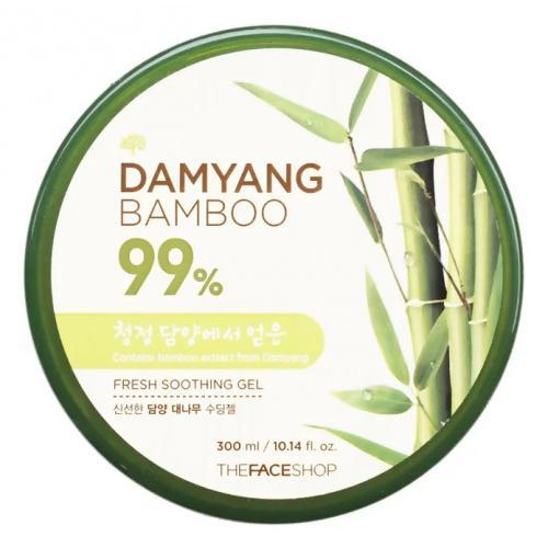 The Face Shop Damyang Bamboo Fresh Soothing Gel Освежающий гель с экстрактом бамбука, 300 мл