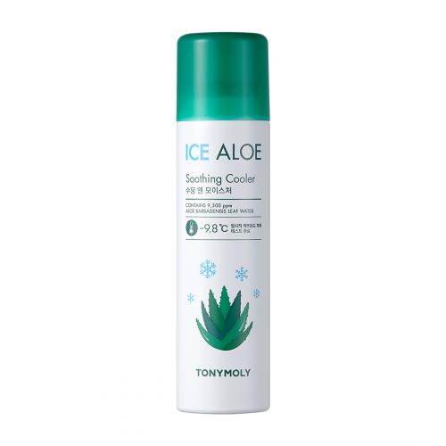 Tony Moly Ice Aloe Soothing Cooler Охлаждающий гель с алое, 150 мл