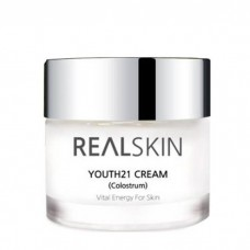 Крем для лица Realskin Youth 21 Cream (Colostrum)
