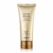 Пена для умывания Skin79 Golden Snail Intensive Cleansing Foam, 125 мл.