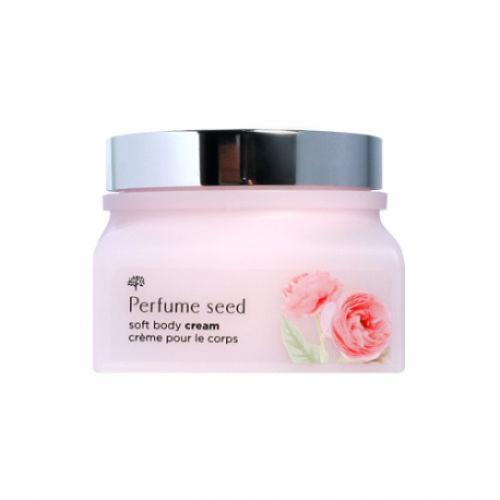 The Face Shop Perfume Seed Soft Body Cream Мягкий крем для тела, 180 мл