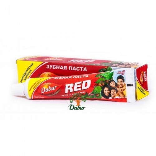 Зубная паста Ред Дабур (Dabur Red Paste for Teath&Gums) 100г