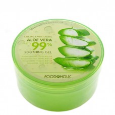 Гель FoodaHolic Calming and Moisturizing Aloe Vera Soothing Gel, 300мл, FoodaHolic