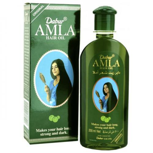 Амла масло для волос Dabur 200 мл