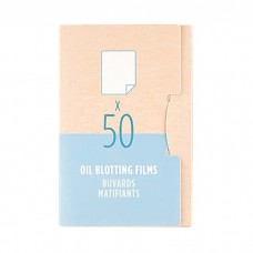 The Face Shop Oil Blotting Films Матирующие салфетки 50 шт