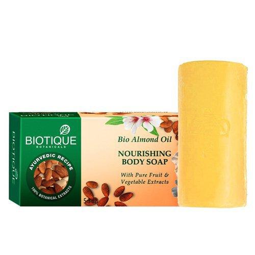 Bio Almond Oil Nourishing Body Soap/ Питательное Мыло С Миндалем 150г.