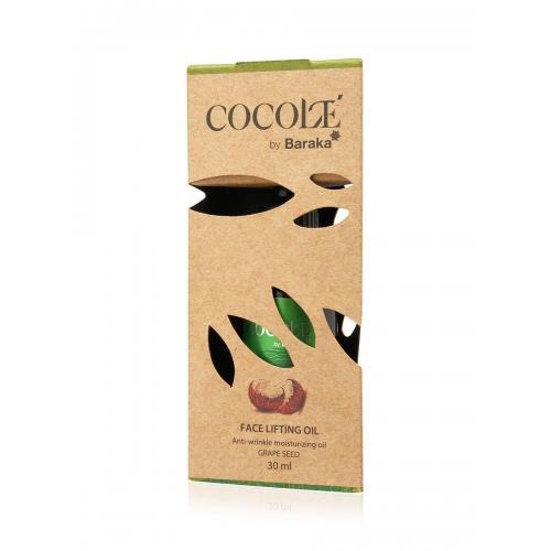 Лифтинг-масло для лица Cocole by Baraka, 30 мл