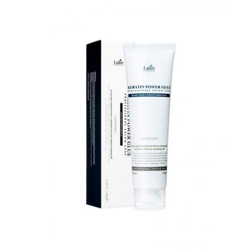 Lador Keratin Power Glue сыворотка + маска для волос 150 мл