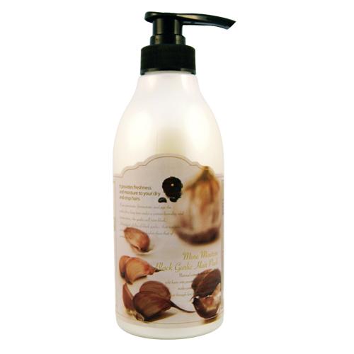 Шампунь для волос с экстрактом черного чеснока, увлажняющий, 500 мл, 3W Clinic