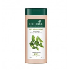 Шампунь-кондиционер Био Хна Bio Henna Leaf Biotique, 200 мл