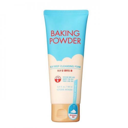 Etude House Baking Powder BB Deep Cleansing Foam Пенка для умывания и глубокой очистки 150 мл