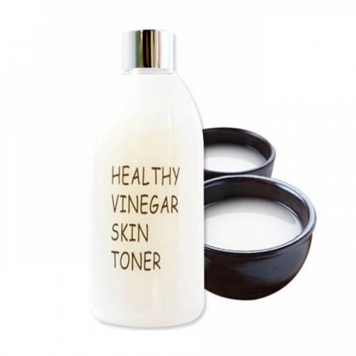 Тонер для лица Realskin Healthy Vinegar Skin Toner (Rice)