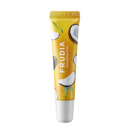 Смягчающий крем для губ с кокосом Frudia Coconut Honey Salve Lip Cream Фрудиа 10 г