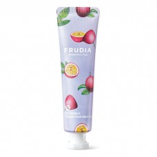 Крем для рук c маракуйей Frudia Squeeze Therapy Passion Fruit Hand Cream Фрудиа 30 г