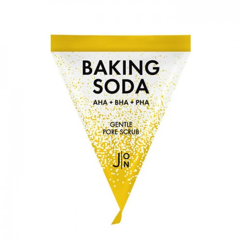 Скраб для лица J:ON Baking Soda Gentle Pore Scrub 1 шт