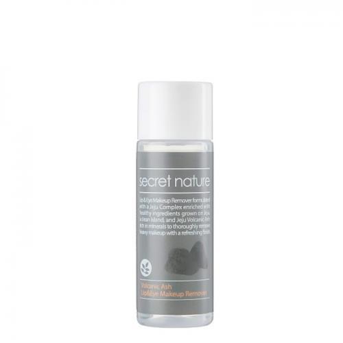 Жидкость для снятия макияжа Secret Nature Volcanic Ash Lip & Eye Makeup Remover 30 мл