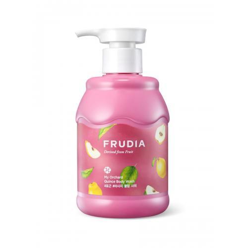 Гель для душа с айвой Фрудиа Frudia My Orchard Quince Body Wash 350 мл
