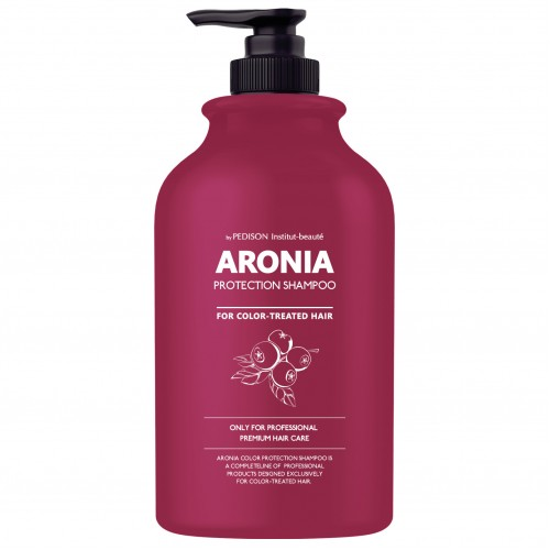 Шампунь для волос АРОНИЯ Institute-beaut Aronia Color Protection Shampoo, 500 мл