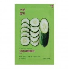 Pure Essence Mask Sheet Cucumber тканевая маска для лица, 20 мл, Holika Holika
