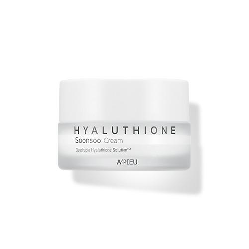 Увлажняющий крем для лица A'PIEU Hyaluthione Soonsoo Cream (50мл)