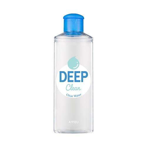 Мицеллярная вода для снятия макияжа  A'PIEU Deep Clean Clear Water (165мл)