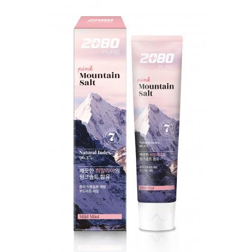 Зубная паста Розовая гималайская соль  120 г, DC 2080