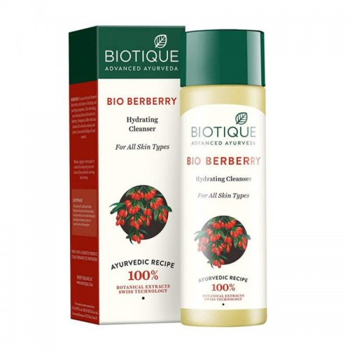 Bio Berberry Hydrating Cleanser / Биотик Очищающий Тоник Лосьон Для Лица Био Барбарис 120 мл