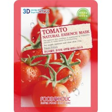 Маска для лица FoodaHolic Tomato Natural Essence Mask, 23мл, FoodaHolic