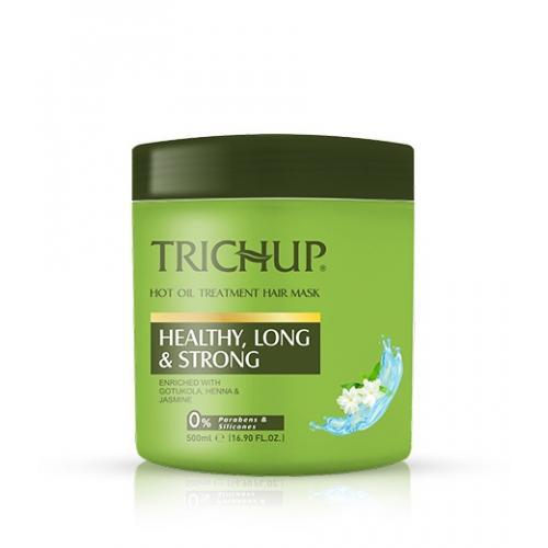 Маска для волос здоровые и сильные Healthy Long Strong 500 мл