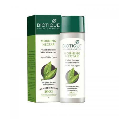 Bio Morning Nectar Visibly Flawless Skin Moisturizer / Био Утренний Нектар Увлажняющий Лосьон 120мл