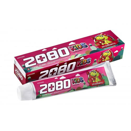 Зубная паста детская Клубника 80 г, DC 2080