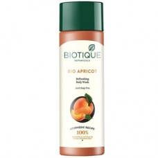 Гель для душа Биотик Био Абрикос (Biotique Bio Apricot Refreshing Body Wash) , 210мл