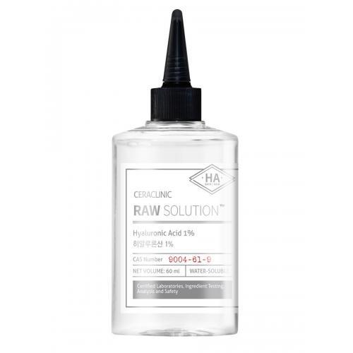 [CERACLINIC] Универсальная сыворотка ГИАЛУРОН Raw Solution Hyaluronic Acid 1%, 60 мл