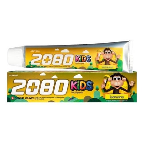Зубная паста детская Банан 80 г, DC 2080