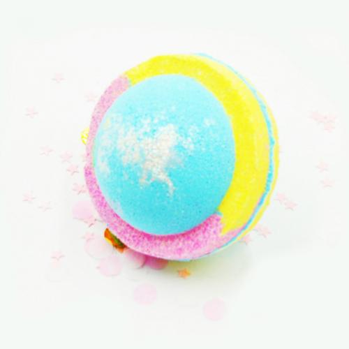 "Бомба для ванны ""Планета снов"", 220 г, BOOM SHOP cosmetics"