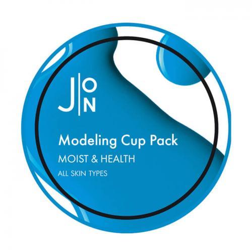 Альгинатная маска J:ON Moist & Health Modeling Pack 18 г