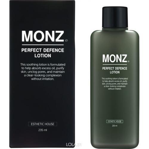 Лосьон для лица мужской Esthetic House Monz Perfect Defence Lotion, 235 мл