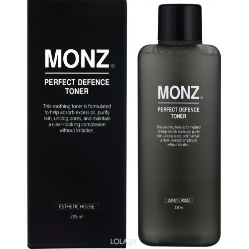 Тонер для лица мужское Monz Perfect Defence Toner, 235 мл