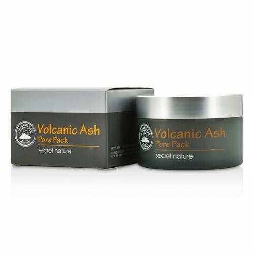 SECRET NATURE VOLCANIC ASH PORE PACK Очищающая маска для лица с вулканическим пеплом