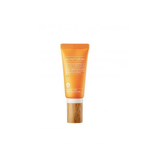Secret Nature Mandarine Honey Moisturizing Eye Cream Крем для кожи вокруг глаз с мандарином и прополисом
