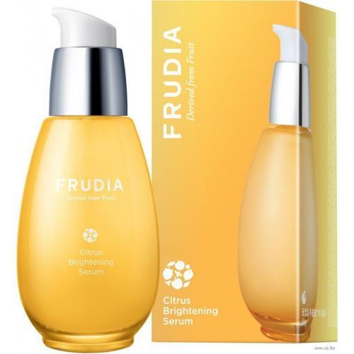 Сыворотка с цитрусом придающая сияние коже Frudia Citrus Brightening Serum 50г