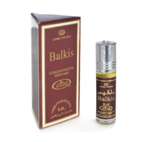 Масляные духи Al Rehab BALKIS Al Rehab 6 мл