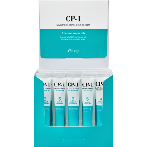 Cыворотка для кожи головы УСПОКАИВАЮЩАЯ CP-1 Scalp Calming Cica Serum, 1 шт * 20 м